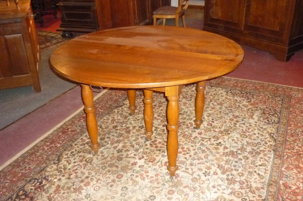 table provinciale a allonge tables. Black Bedroom Furniture Sets. Home Design Ideas