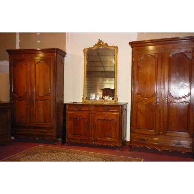 Paire d armoires