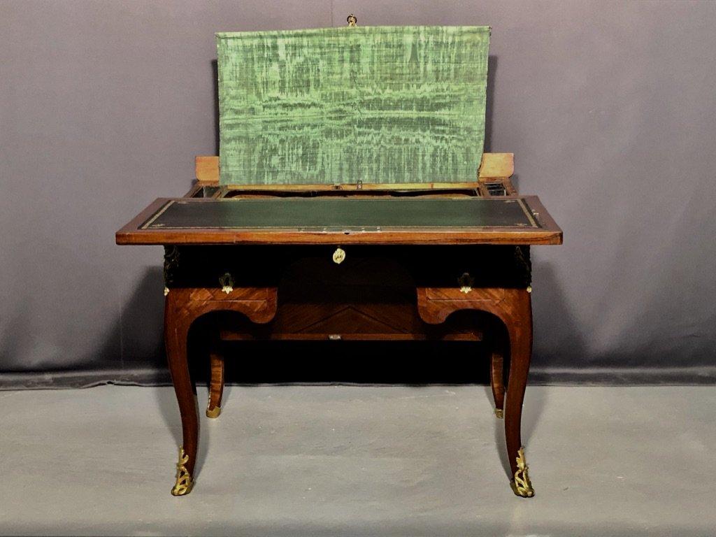 Bureau Capucin, époque XVIIIème-photo-3