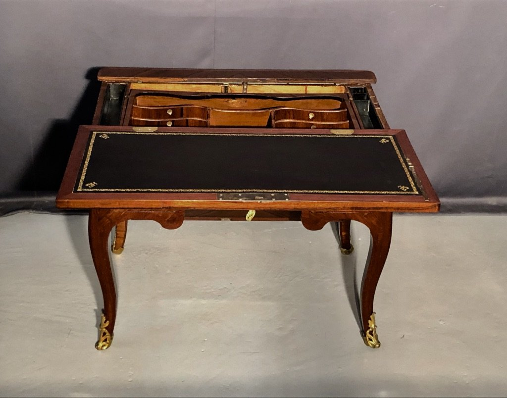 Bureau Capucin, époque XVIIIème-photo-5