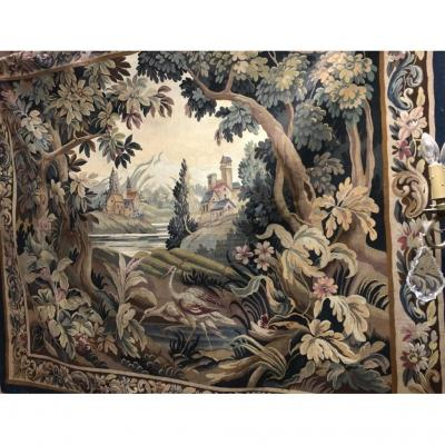 Aubusson Tapestry Late Eighteenth Time