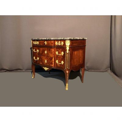 Transition Commode Stamped S. Vié, XVIIIth Century