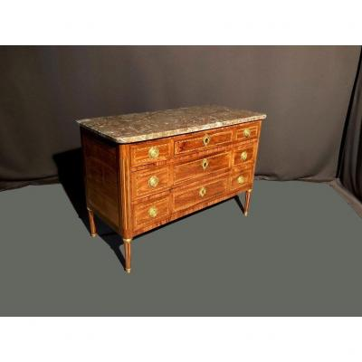 Louis XVI Commode In Rosewood
