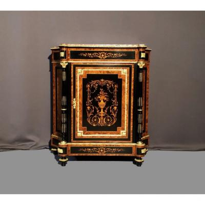 Sideboard In Marquetry, XIXth Time