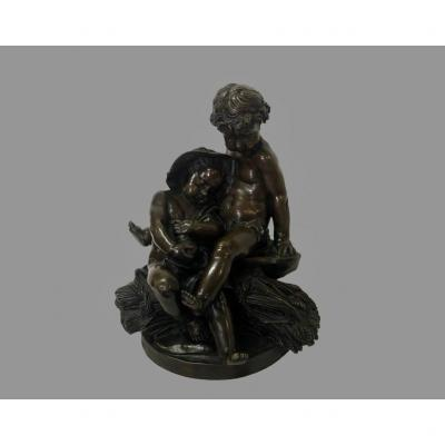 "Bronze ""love At The Harvest"""
