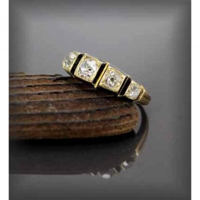 Bague Diamant -email 19 ème