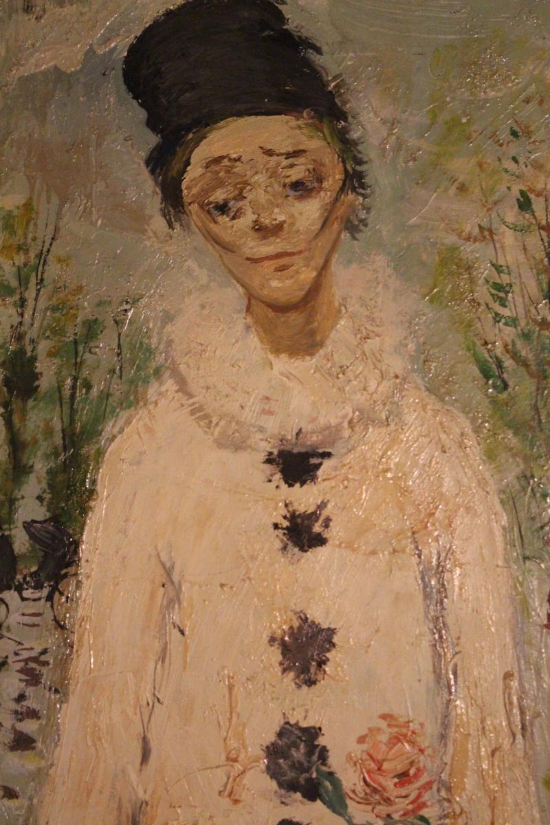 """70's """"dauchot"""" Painting-photo-2"""