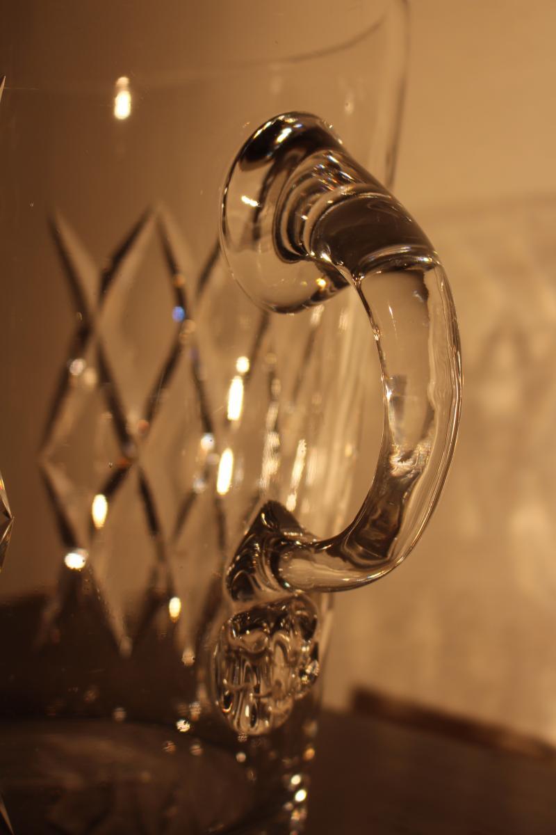 Seau à Champagne En Cristal-photo-2