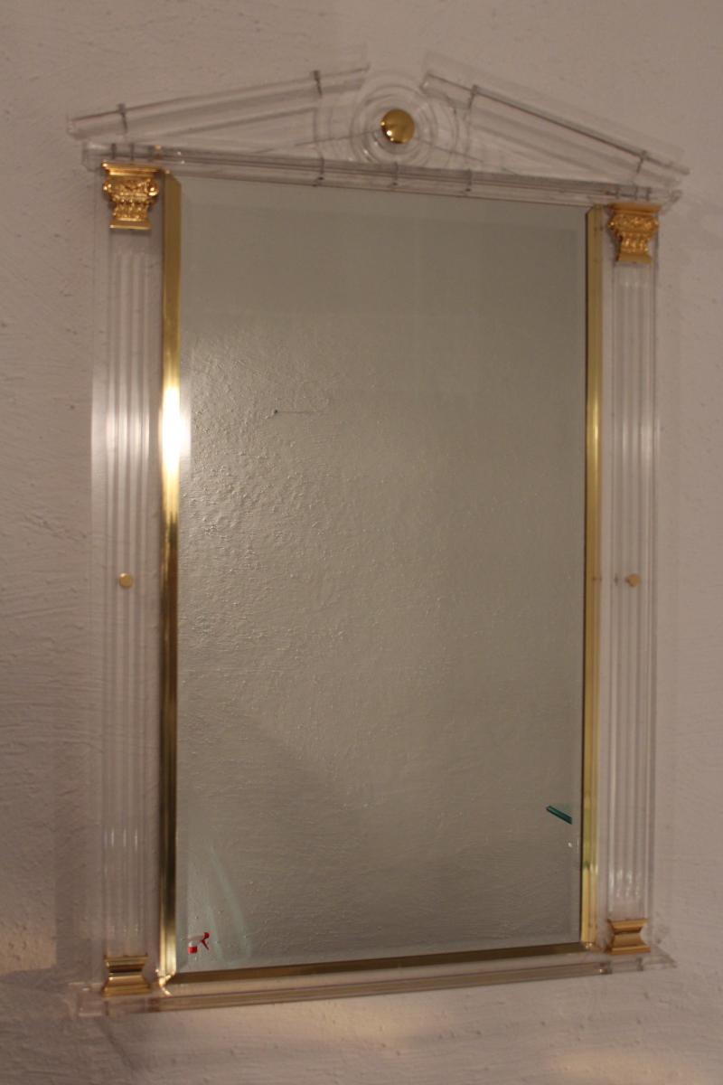 Vandel Stone Mirror.