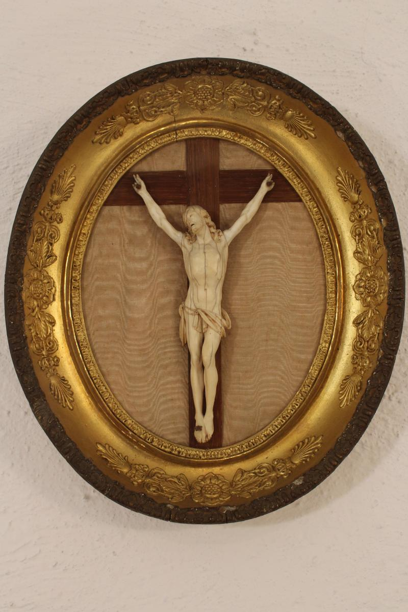 Christ In Ivory