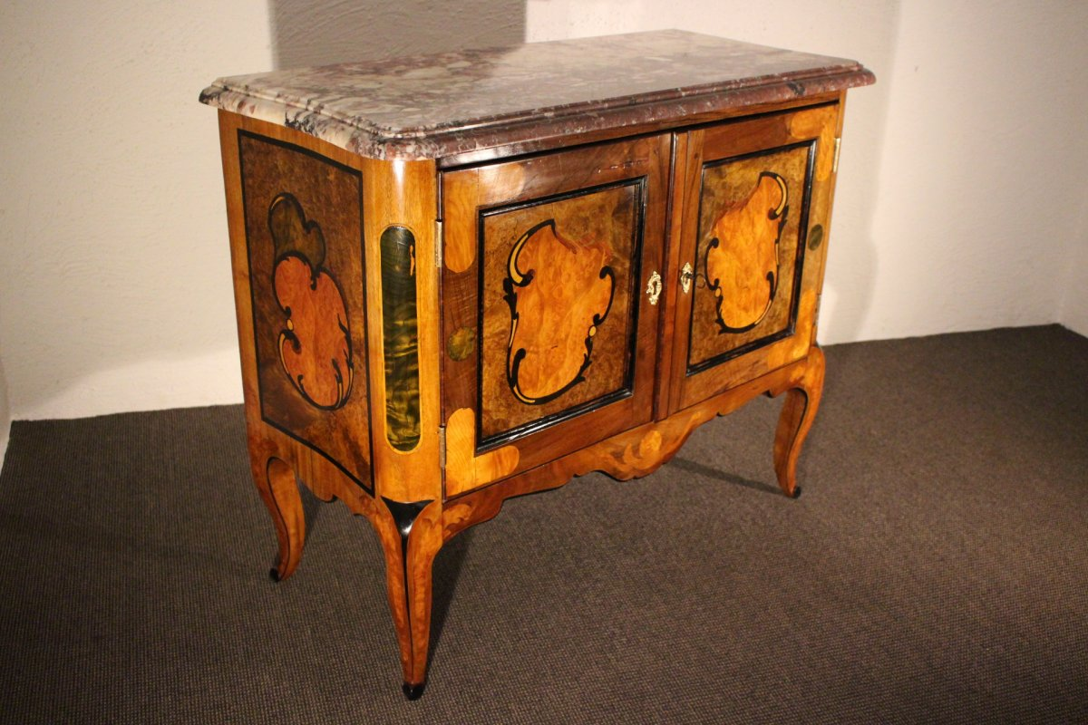 Commode By François Hache