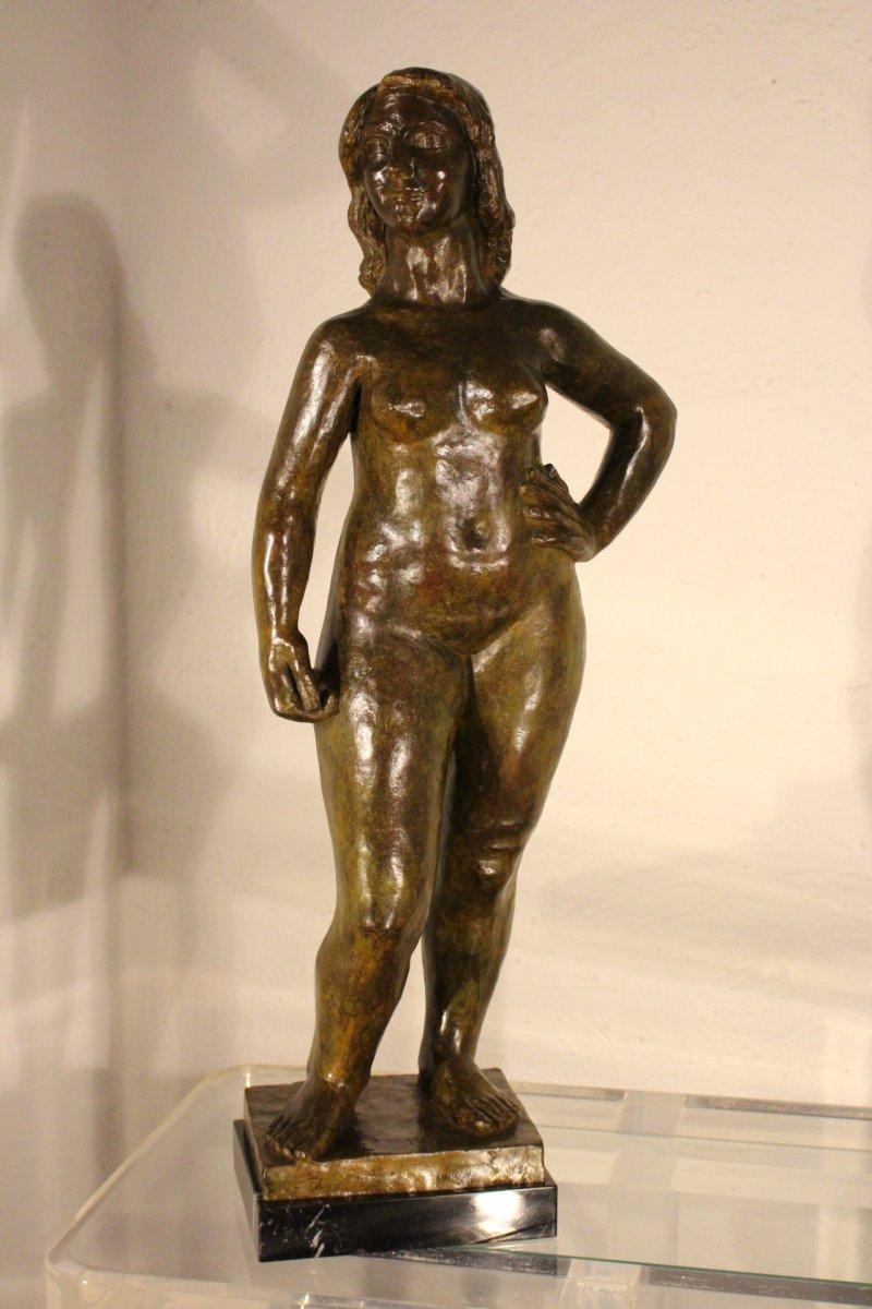 Statue de Josep busquets