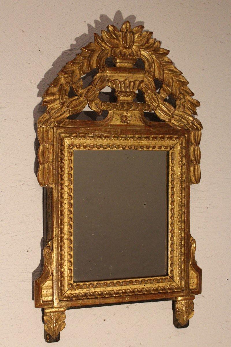 Miroir 18 éme Siècle Louis XVI