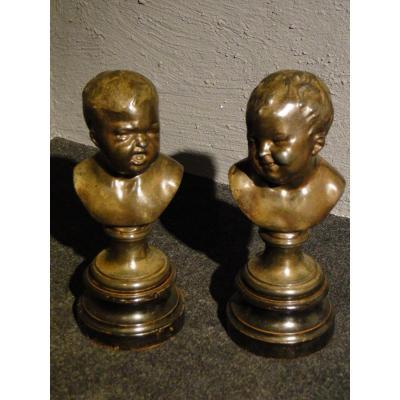 Statue D'enfants