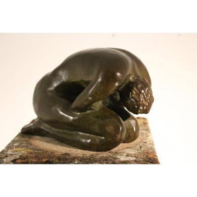 Nicole Sculpture.