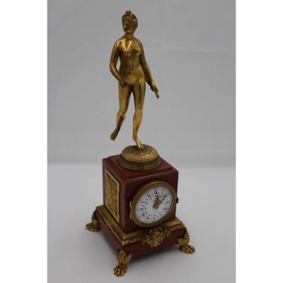 Diane Goddess Clock