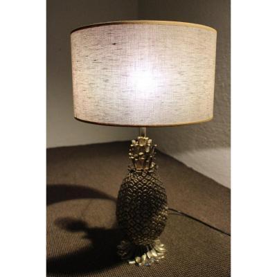 70s Pineapple Lamp
