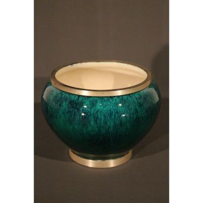 Art Deco Sèvre Pot