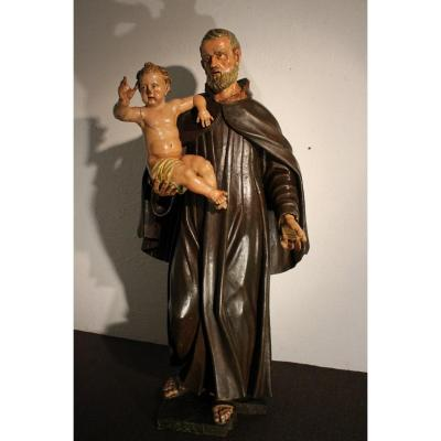 Statue Of St Joseph,