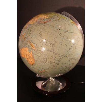 Globe Terrestre Allemand
