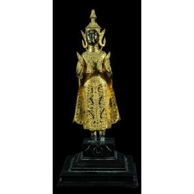 Bouddha - Thaïlande, Ratanakosin, XIXe