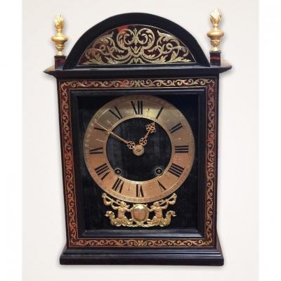 Louis Baronneau Religious Clock