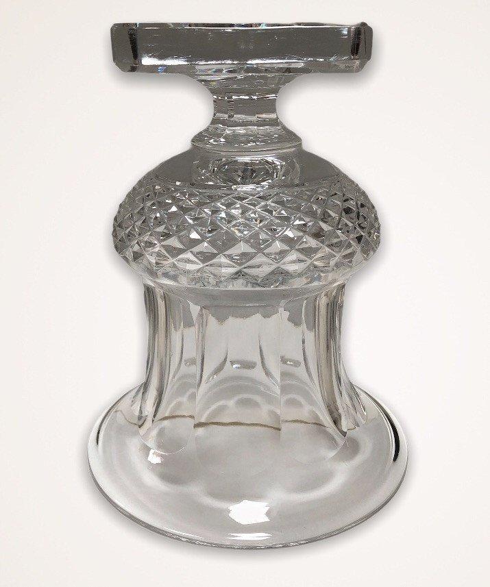 Saint Louis Crystal Versaille Vase-photo-4