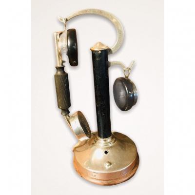 Téléphone Type Bougie Sit 1925