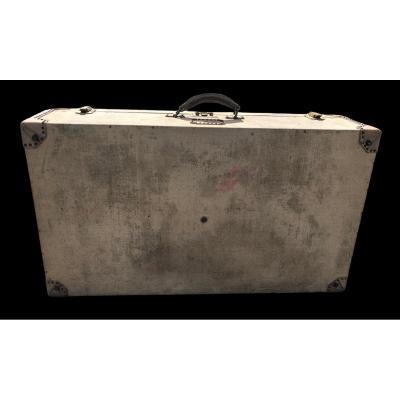 Hermès 1930s Suitcase Initials Jkb
