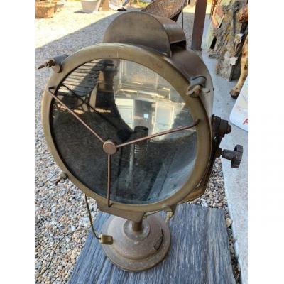 Brass Passenger Deck Spot - 1930