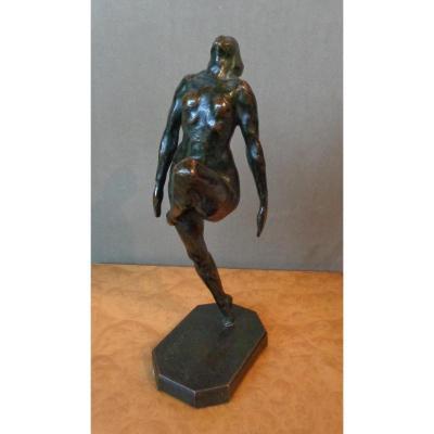 Femme En Bronze