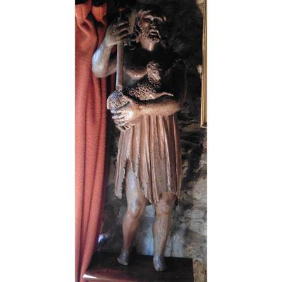 Statue Saint Jean