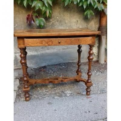 Table En Marquetterie