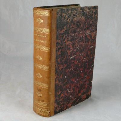 Chauchard / Muntz – Cours Méthodique Géographie, 20 Cartes 1839.