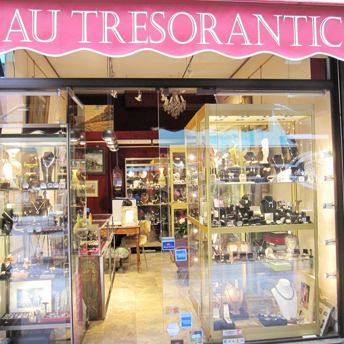 Au Tresorantic
