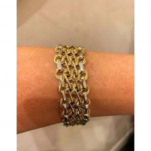 Bracelet En Or 18ct