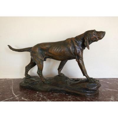 Léon Bureau, Hunting Dog