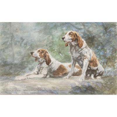 Tristan Lacroix, Hunting Dogs
