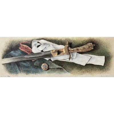 Hervé Le Mesle, Hunting Dagger