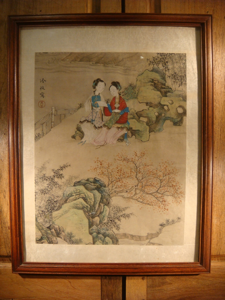 China Painting Table XIX