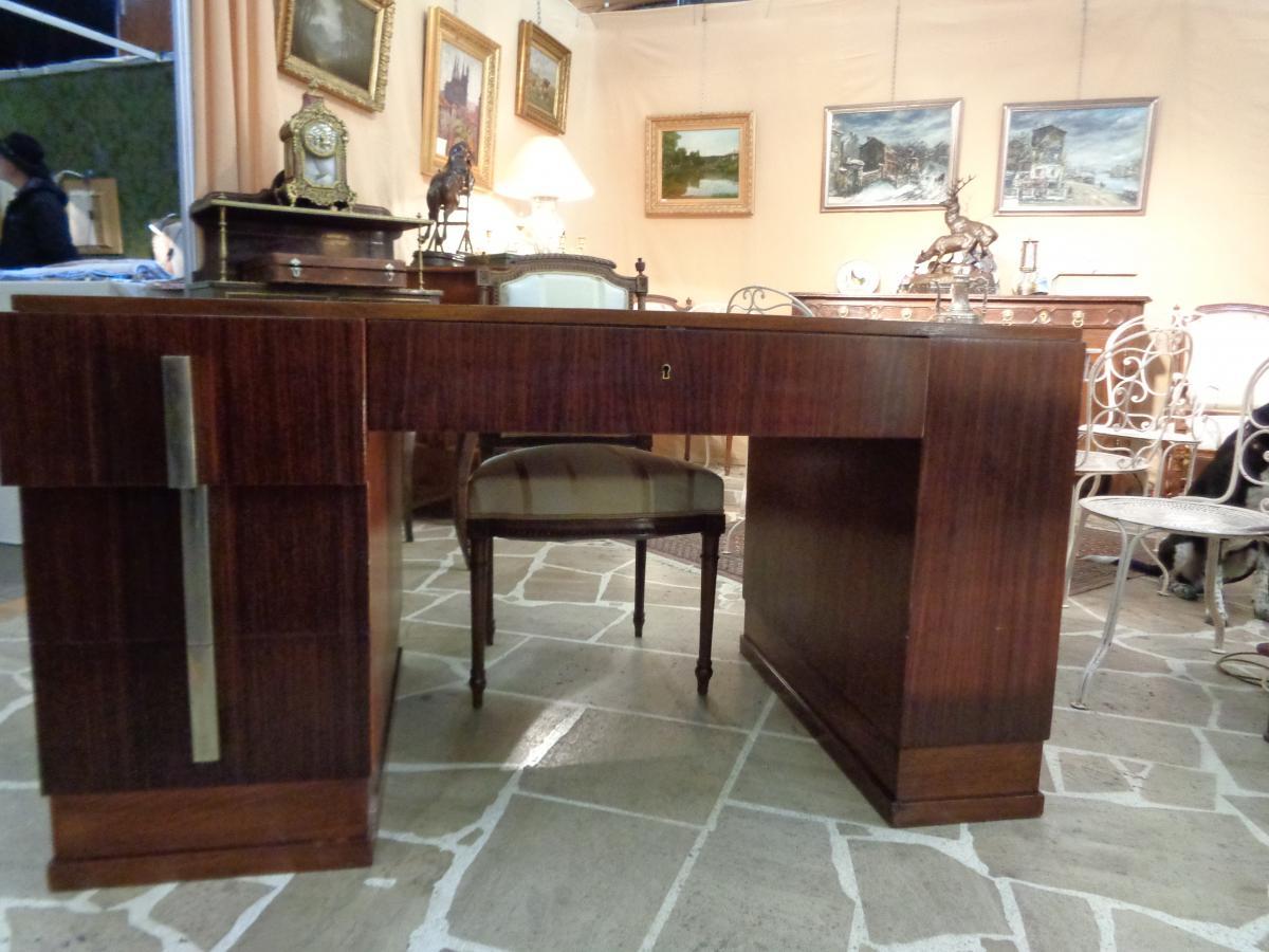 Mahogany Art Deco Period Desk