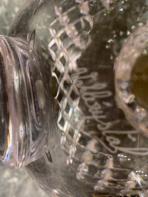 Vase En Cristal Vallerysthal-photo-3