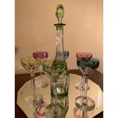 Series Of Crystal Glasses
