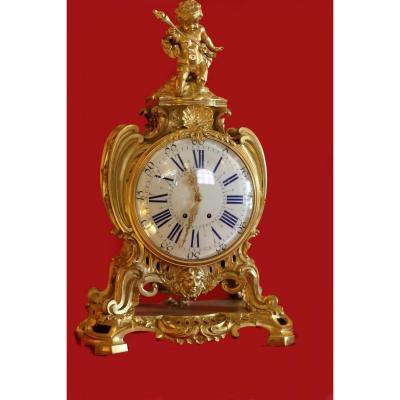 Pendule Napoleon III