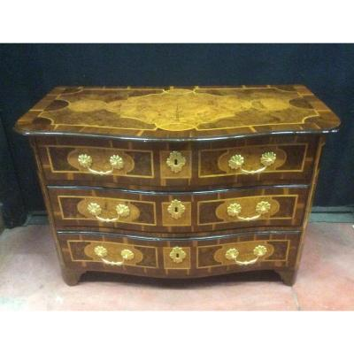 Commode Galbee d'Epoque Louis XIV