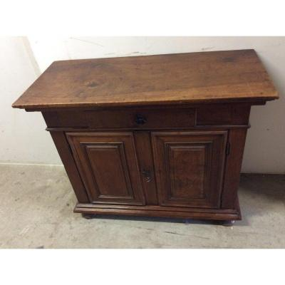 Small Sideboard In Walnut 17th Time