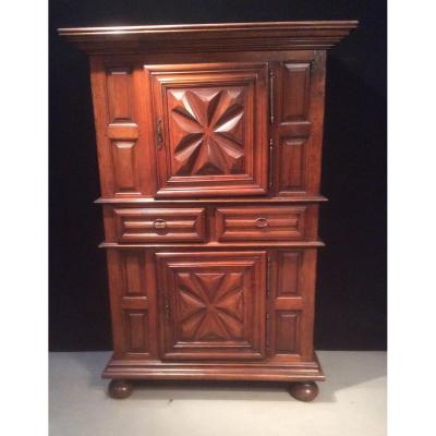 Standing Louis XIII Man Furniture