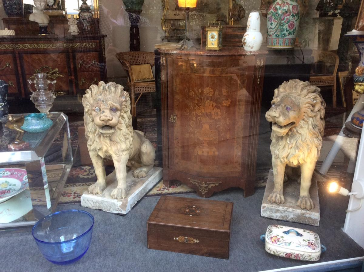 Barrat  Antiquités