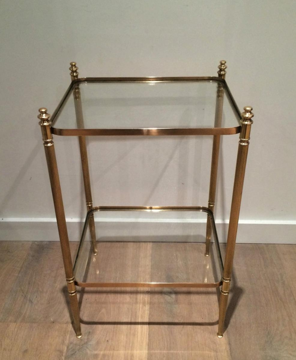 Neoclassical Sofa Booth Brass.-photo-2
