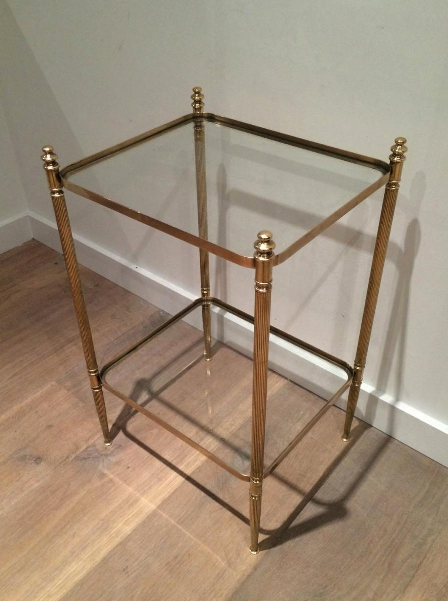 Neoclassical Sofa Booth Brass.-photo-5